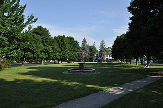 Bethel, Maine - Bethel Common