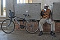 Bicycle used as Transport in South Africa.jpg