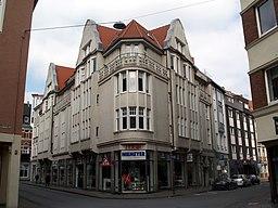Ritterstraße in Bielefeld