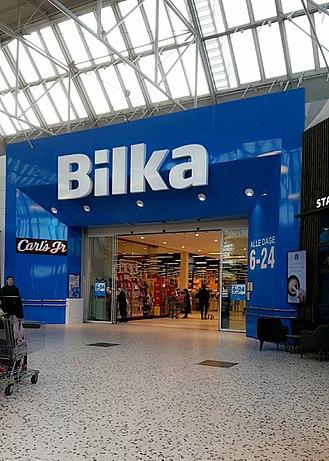 Bilka - Image: Bilka Waves