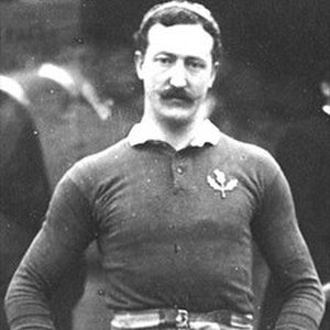 Bill Maclagan - Maclagan in Scotland jersey