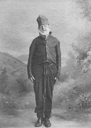 Bill Thompson (Tasmanian convict) grey.jpg