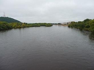 Bira River - Bira in Birobijan.