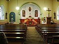 Birchley, St Mary's Catholic Church, Interior - geograph.org.uk - 574260.jpg