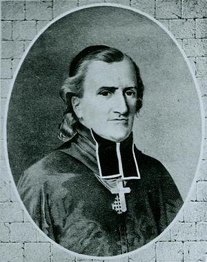 Charles Auguste Marie Joseph, Count of Forbin-Janson - Bishop Charles-Auguste-Marie-Joseph de Forbin-Janson