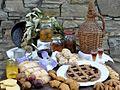 Biscotti e torte tradizionali di Monghidoro.jpg