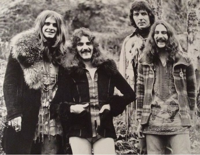 Black Sabbath, original lineup (1973)