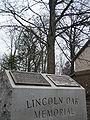 Bloomington Il Lincoln Oak Memorial2.JPG