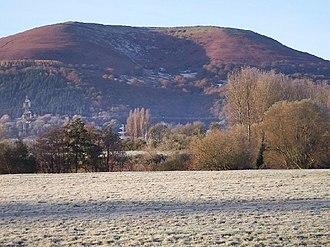 Blorenge - Blorenge from Abergavenny