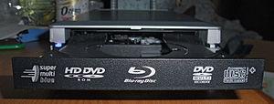 Blu-ray , HD DVD Drive