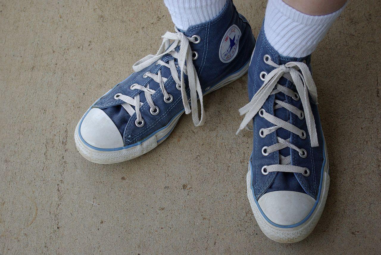 Converse Chart Size: BlueConverseChuckTaylors.jpg - Wikimedia Commons,Chart