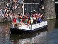 Boat 9 Cordaan, Canal Parade Amsterdam 2017 foto 4.JPG
