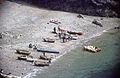 Boats on shore at Dixcart Bay, Sark - geograph.ci - 70.jpg