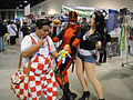 Bob's Big Boy, Lady Deadpool and female Wolverine (5134034031).jpg