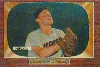 Bob Nieman American baseball player