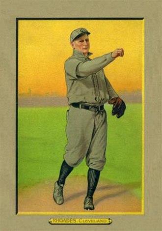 Bob Rhoads - Image: Bob Rhoads card