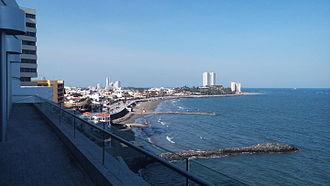 Boca del Río, Veracruz - Panoramic view of Boca del Rio