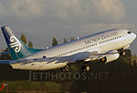 Boeing 737-33A, Air New Zealand JP6816005.jpg