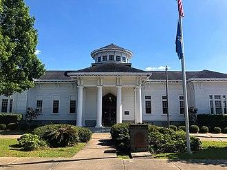 Washington Parish, Louisiana - Image: Bogalusa City Hall