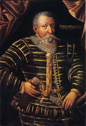 Bogislaw XIII, Duke of Pomerania - Duke Bogislaw XIII of Pomerania
