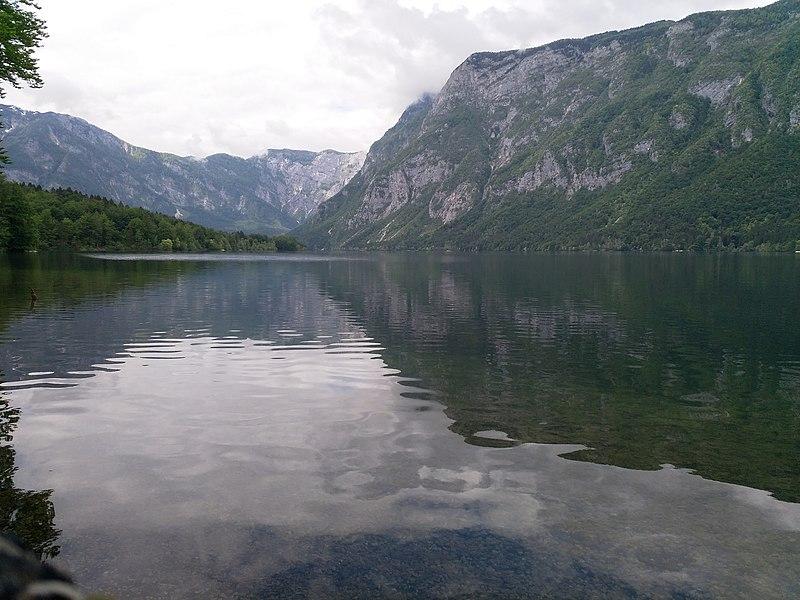 File:Bohinj jezero (41995222972).jpg