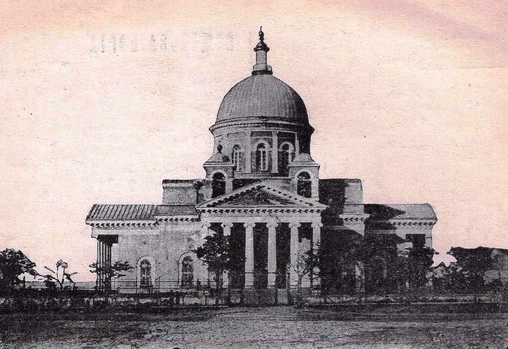Bolgrad, Sveto Preobrazenie, katedrala, 1938
