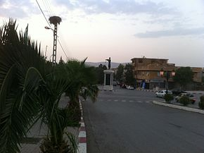 Bordj Bou Arréridj downtown view.JPG