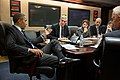 Boston Marathon bombings meeting in Situation Room.jpg