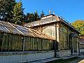 Botanička bašta Jevremovac, Beograd - staklena bašta i upravna zgrada 01.jpg