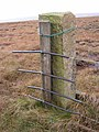 Boundary stone, Scammonden - geograph.org.uk - 289607.jpg