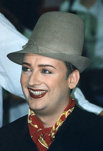 Boy George - Boy George in 1995