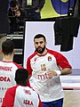Branko Lazić 10 KK Crvena zvezda 20171219 (4).jpg