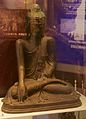 Brass Buddha from King Thibaw's palace 2.jpg