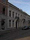 foto van Dubbel woonhuishuis in eclectische stijl staande op nummer 3 en 4