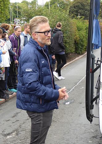 Brian Holm - Holm at the 2016 Tour of Britain