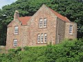 Brick building with stepped gable, West Wemyss.jpg