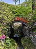 Bridge and stream at Shimogamo Shrine.jpg