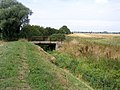 Bridge over Billingborough Lode, Billingborough, Lincs - geograph.org.uk - 215160.jpg
