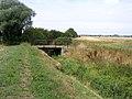 Bridge over Billingborough Lode, Billingborough, Lincs - geograph.org.uk - 215160.jpg