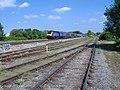 Bristol train passes Wootton Bassett - geograph.org.uk - 442262.jpg