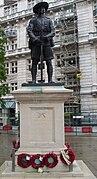 British memorial to the Gurkhas