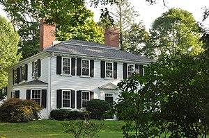 Ebenezer Heath House - Image: Brookline MA Ebenezer Heath House