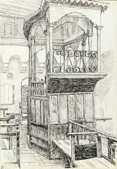 Synagogue of the Maugrabians at Jerusalem