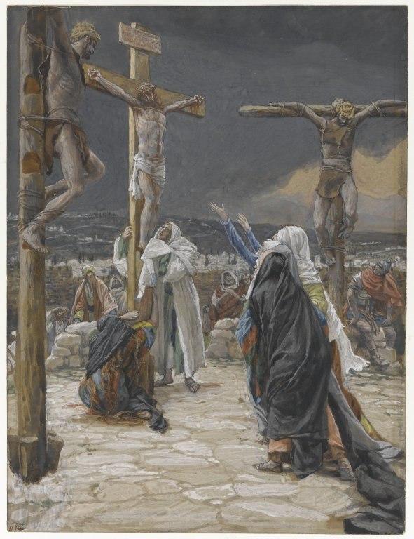 Brooklyn Museum - The Death of Jesus (La mort de Jésus) - James Tissot