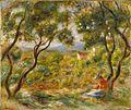 Brooklyn Museum - The Vineyards at Cagnes (Les Vignes à Cagnes) - Pierre-Auguste Renoir.jpg