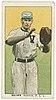 Brown, Vernon Team, baseball card portrait LCCN2007685588.jpg