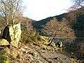 Bruce's Stone, Loch Voil - geograph.org.uk - 346887.jpg