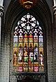 Bruxelles Co-Cathédrale St. Michel & Ste. Gudule Innen Buntglasfenster 04.jpg