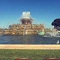 Buckingham Fountain, Grant Park, Chicago.jpg