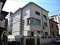 Bucuresti, Romania, Imobilul nr. 16 de pe Str. Naum Ramniceanu; B-II-m-B-19535 (vedere de pe colt).JPG